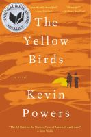 Book cover for The Yellow Birds by Kevin Powers