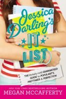 Jessica Darling's It List, by Megan McCafferty