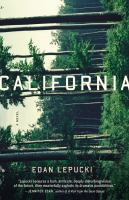 Book Cover Image - California
