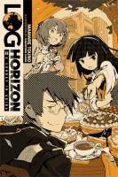 Log Horizon: Volume 5, A Sunday in Akiba