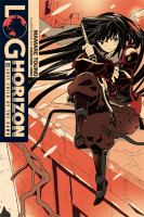 Log Horizon: Volume 6, Lost Child of the Dawn
