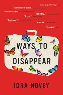 Cover Image for Ways to Disappear by Idra Novey