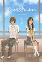 Cover of the book Love at fourteen.