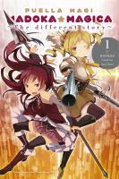 Puella magi madoka magica. 1, The different story