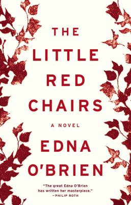 Cover Image for The Little Red Chairs by Edna O'Brien