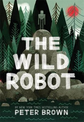 The Wild Robot book jacket