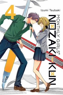 Monthly Girls' Nozaki-Kun book jacket