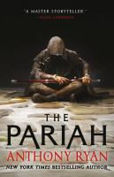 Title: The Pariah Author:Ryan, Anthony