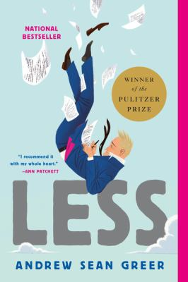 Cover Image for Less by Andrew Greer