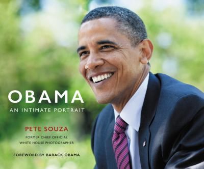Cover Image for Obama: An Intimate Portrait by Pete Souza