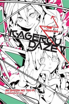 Kagerou Daze. The Deceiving Volume 5 book jacket