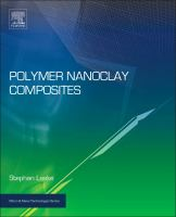 Polymer nanoclay composites [electronic resource]
