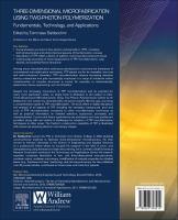 Three-Dimensional Microfabrication Using Two-Photon Polymerization [electronic resource]