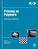Printing on polymers [electronic resource]