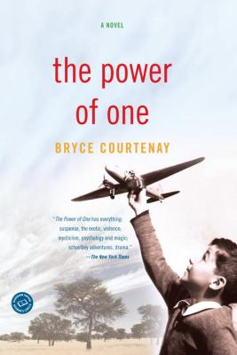 Cover Image for Power of One by Courtenay Bryce