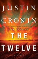 Book cover for The Twelve by Justin Cronin