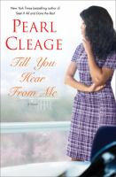 Cover of the book Till you hear from me : a novel