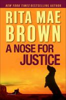 Cover Image of Nose for Justice