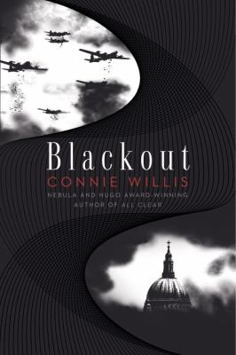 Cover Image for Blackout by Connie Willis