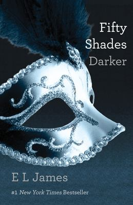 Fifty Shades Darker book jacket
