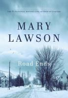 Road Ends book cover image