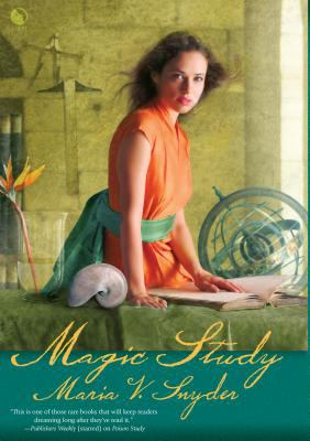 "Book Cover - Magic study"" title=""View this item in the library catalogue"