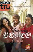 Chasing Romeo : a BFF novel