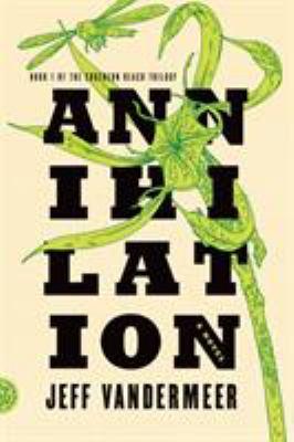Cover art for Annihilation