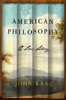 American philosophy : a love story /