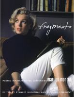 Fragments : poems, intimate notes, letters