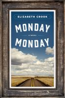 Cover of the book Monday, Monday