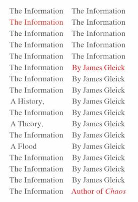 Cover art for The Information: A Theory, a History, a Flood