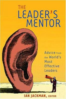 bok cover of The Leader's Mentor