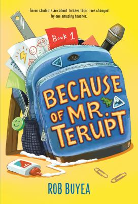 Cover of 'Because of Mr. Terupt'