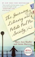 The Guernsey Literary and Potato Peel Pie Society.