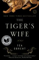 The Tigers Wife Book Cover