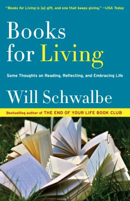 Cover Image for Books for Living   by Will Schwalbe