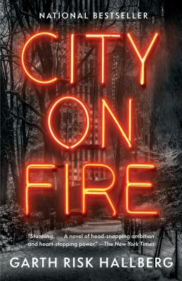 Cover Image for City on Fire by Garth Hallberg