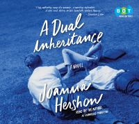Cover of the book A dual inheritance a novel