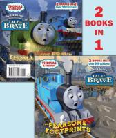 The fearsome footprints ; Thomas the brave