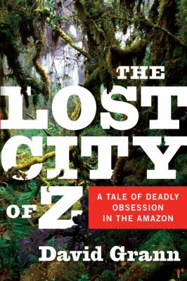 The Lost City of Z book jacket