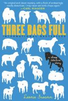 Cover Image of Three Bags Full