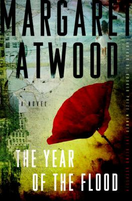 Cover Art for The year of the flood : a novel 