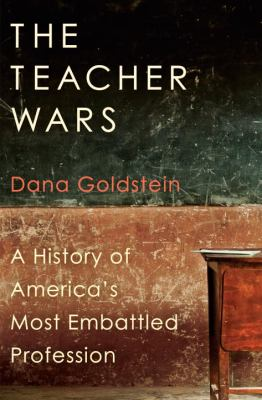 cover of the book 'The Teacher Wars'