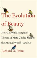 book cover image The Evolution of Beauty