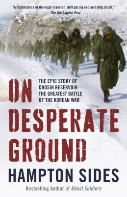Cover Image for On Desperate Ground by Hampton Sides