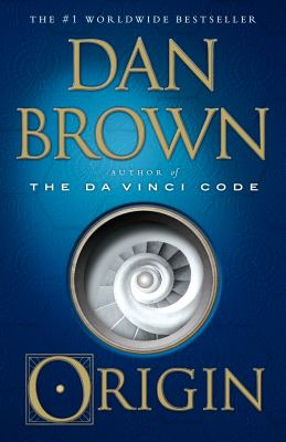 Cover Image for Origin by Dan Brown
