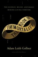 book cover image The book of immortality