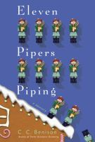 Eleven Pipers Piping Book Cover Image