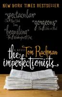 The Imperfectionists.